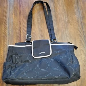 🎈2/$15 Carter's diaper bag